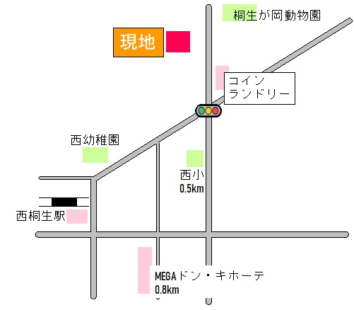 桐生市宮本町